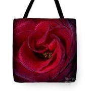 Majestic Rose Tote Bag