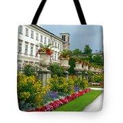 Majestic Salzburg Garden Tote Bag