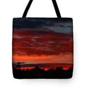 Majestic Sunset 2 Tote Bag