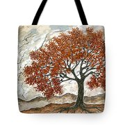 Majestic Tree Tote Bag