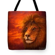 Majesty Tote Bag