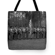 Major Dade's Men Tote Bag