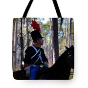 Major Francis L. Dade 1835 Tote Bag