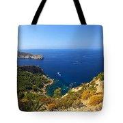Majorca Spain Panorama Tote Bag