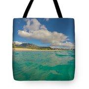Makaha Blues Tote Bag