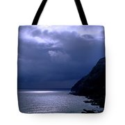 Makapuu Moon Tote Bag