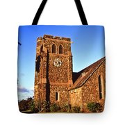 Maui Hawaii Makawao Union Church II Tote Bag