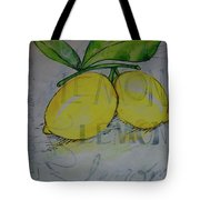 Make Lemonade Tote Bag