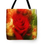 Make Mine Roses Please Too Tote Bag