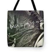 Make The Connection Quote  Tote Bag