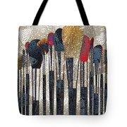 Make Up Brush Tote Bag