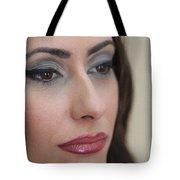 Make Up Tote Bag