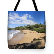Makena, Changs Beach Tote Bag