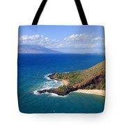 Makena, Maui Tote Bag