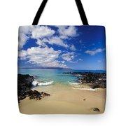 Makena, Secret Beach Tote Bag