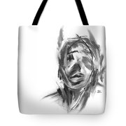 Making Marks And Coaxing Emotions 2 Tote Bag