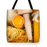 Making Pasta Tote Bag