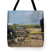 Making The Clubhouse Turn Tote Bag