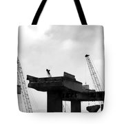 Making Way Tote Bag