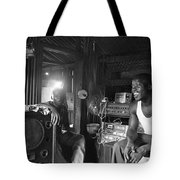 After A Hard Days Work Tote Bag