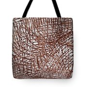Malaika's Sleep - Tile Tote Bag