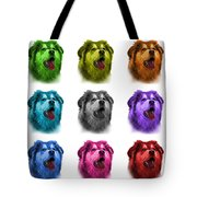 Malamute Dog Art - 6536 - Wb - M Tote Bag