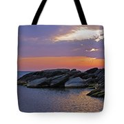 Malawi Sunrise Tote Bag