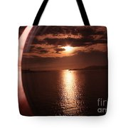 Malaysian Sunset Tote Bag