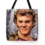 Malcolm Mcdowell Tote Bag