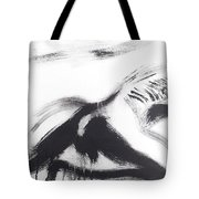 Male Back Tote Bag