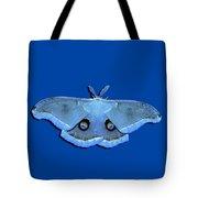 Male Moth Light Blue .png Tote Bag