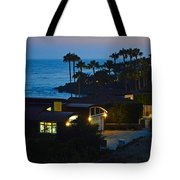 Malibu Beach House - Evening Tote Bag