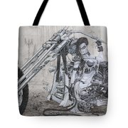 Malice Tote Bag