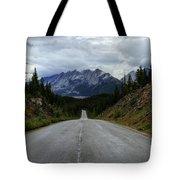 Maligne Lake Road Jasper National Park Tote Bag