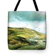 Malin Head Ireland Tote Bag