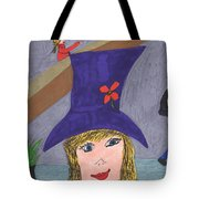 Mall Shopping Tote Bag