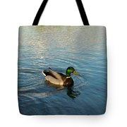 Mallarad Duck 1 Tote Bag