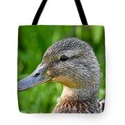 Mallard Duck Female Tote Bag