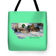 Mallard Montana Tote Bag