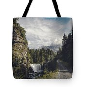 Mallero Mountain Creek - Chiesa In Valmalenco - Lombardia - Italy Tote Bag