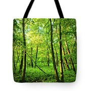 Mallory Woods Tote Bag