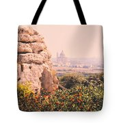 Malta Wall  Tote Bag