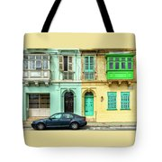 Maltase Style Doors And Windows  Tote Bag
