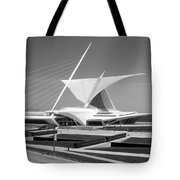 Mam In Bw Tote Bag