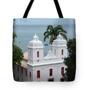 Mam In Salvador Da Bahia Brazil Tote Bag
