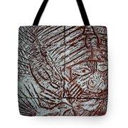 Mama Africa 2 - Plaque Tote Bag