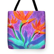Mama And Her Chicks By Ken Tesoriere Tote Bag