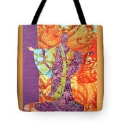 Mama Butterfly Tote Bag