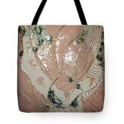 Mama Cares - Tile Tote Bag