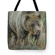 Mama Grizzly Blondie Tote Bag
